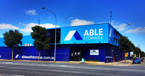 Able Self Storage Mile End